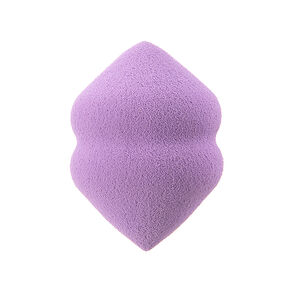 Purple Double-Ended Blending Sponge,