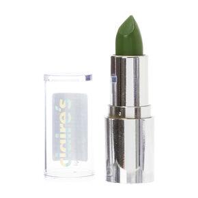 Green Matte Lipstick,