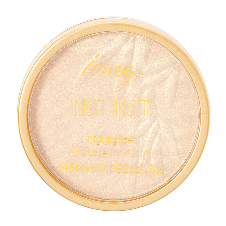 Instinct Bamboo Leaves Highlighter Compact at Icing in Victor, NY | Tuggl