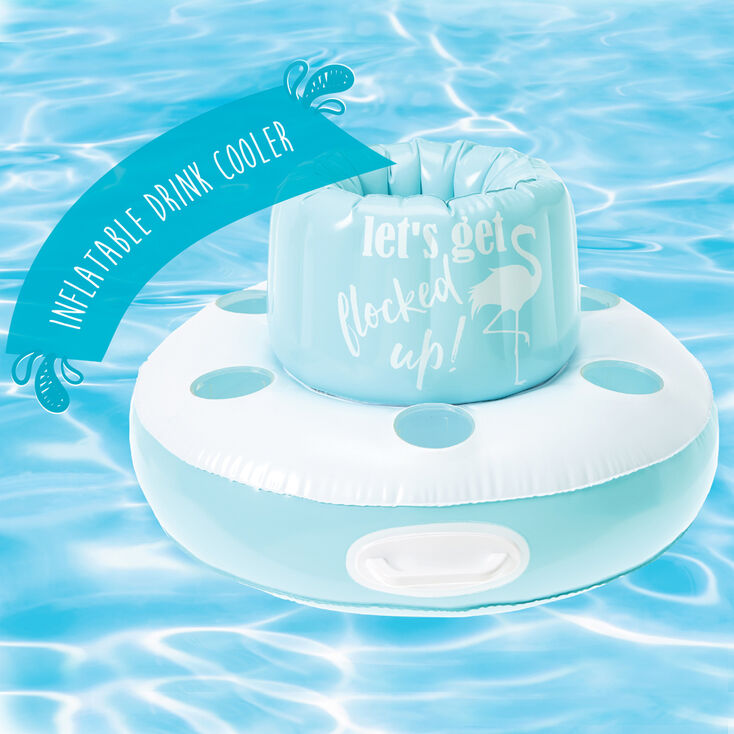 Inflatable Drink Cooler,