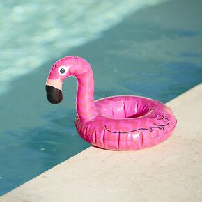 Pink Flamingo Drink Float,