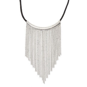 Chain Mail Statement Necklace,