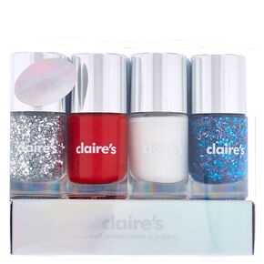 Nautical Nail Polish Set,