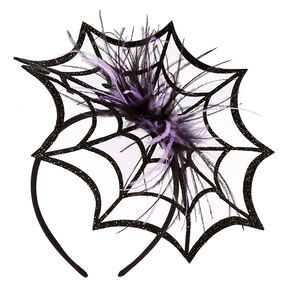 Web Hair Fascinator,