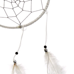Mini White Dreamcatcher,