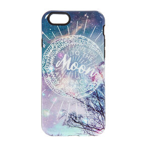 I Love You to The Moon & Back Phone Case,