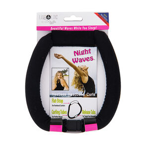 Night Waves Heatless Curling Headband,