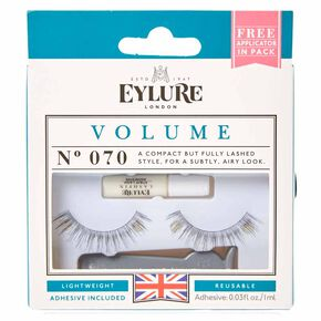Eylure Volume No. 070  False Lashes,