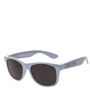 Gray Bachelor Sunglasses,