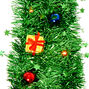 Christmas Tree Tinsel Tie,
