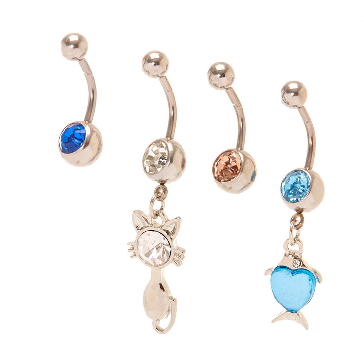 Catfished Blue Belly Rings,