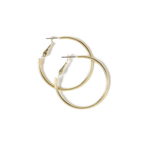 40MM Gold Hoop Earrings,