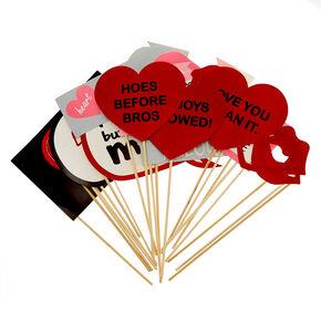 No Boys Valentine's Day Selfie Kit,