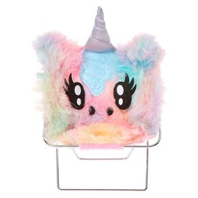 Pastel Rainbow Unicorn Phone Holder,