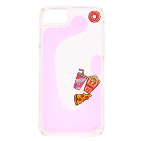 Liquid Filled Snack Phone Case,