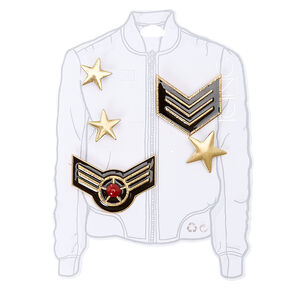 Military Pin Set,
