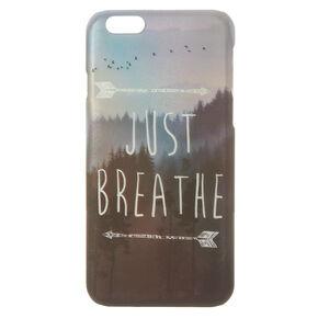 Just Breathe Phone Case,