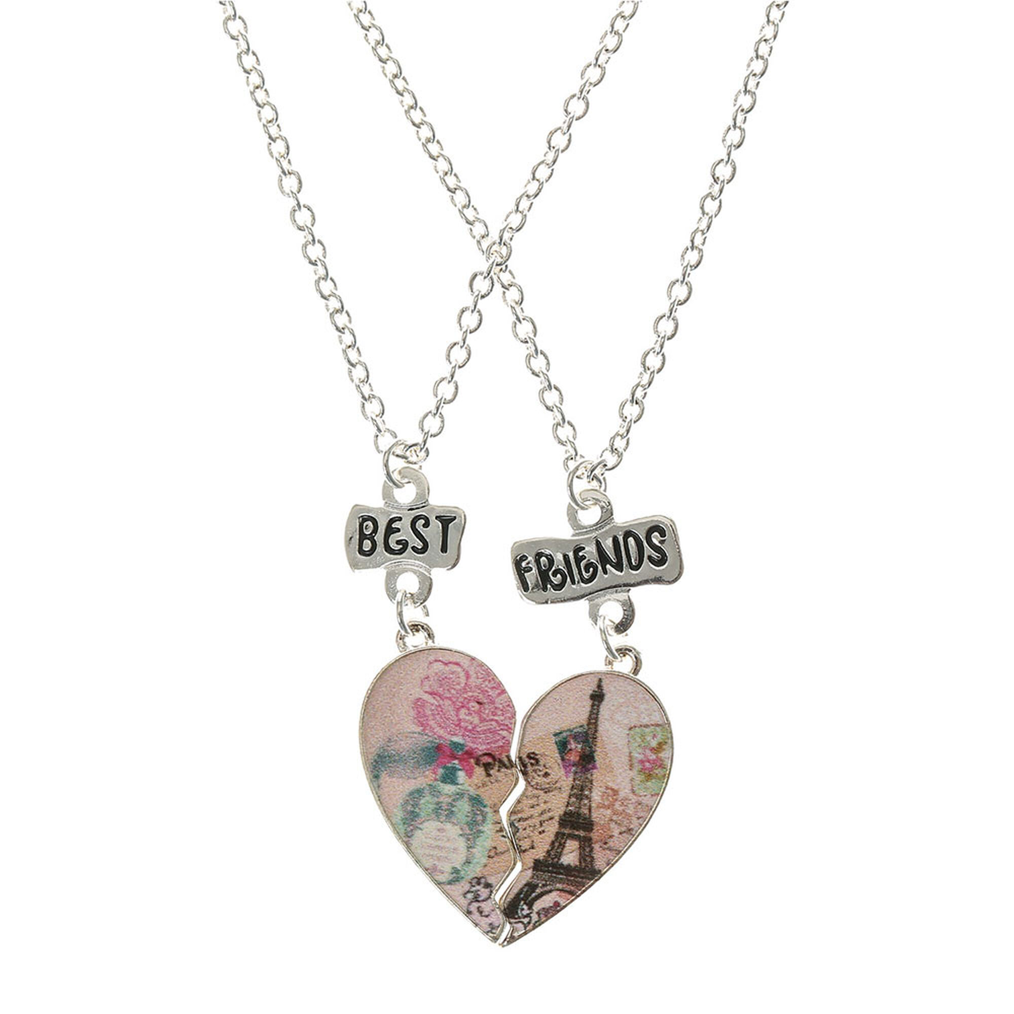 Best Friends Friendship Necklaces