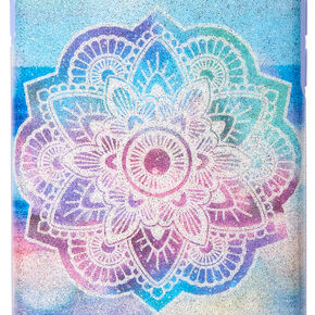 Shimmer Beach Mandala Phone Case,