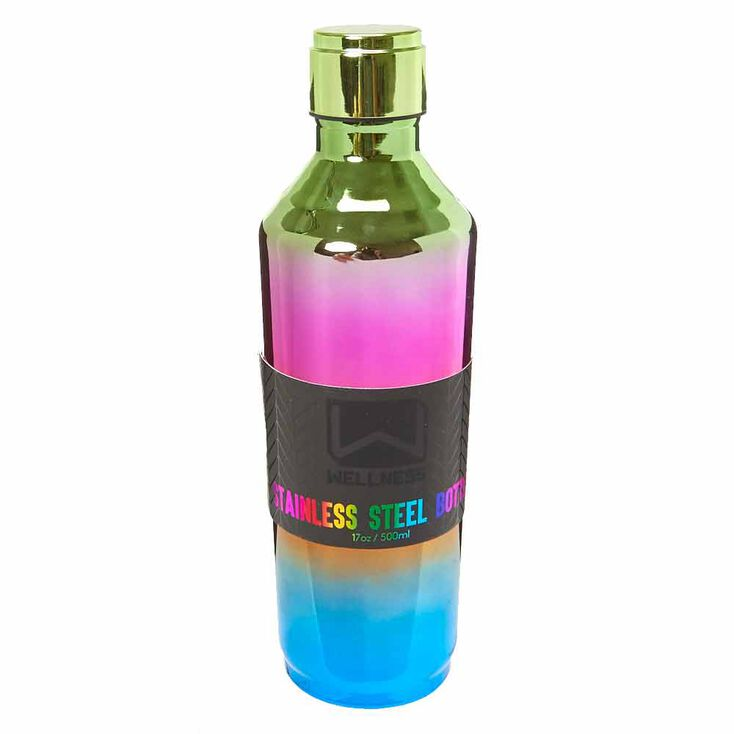 Rainbow Stainless Steel Bottle,