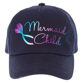 Mermaid Child Baseball Hat,