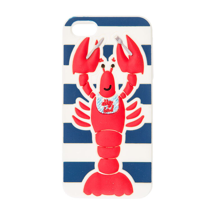 3D Lobster Phone Case - iPhone 5,