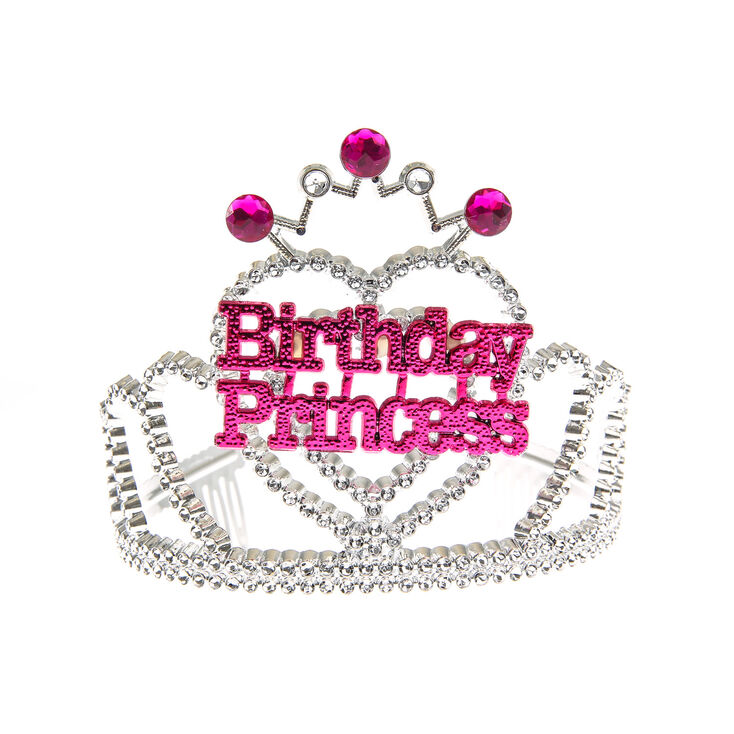 Birthday princess crown