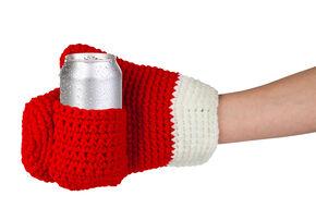 Santa's Drinking Mitten,