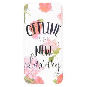 Offline Luxury Phone Case,