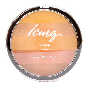 Icing Large Bronzer Compact,