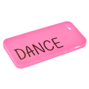 Dance Silicone Phone Case,