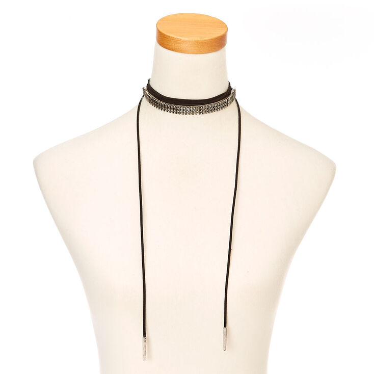 Bohemian Wrap Around Choker,