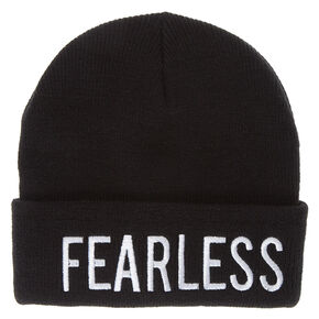 Save the Ta-tas Fearless Beanie,