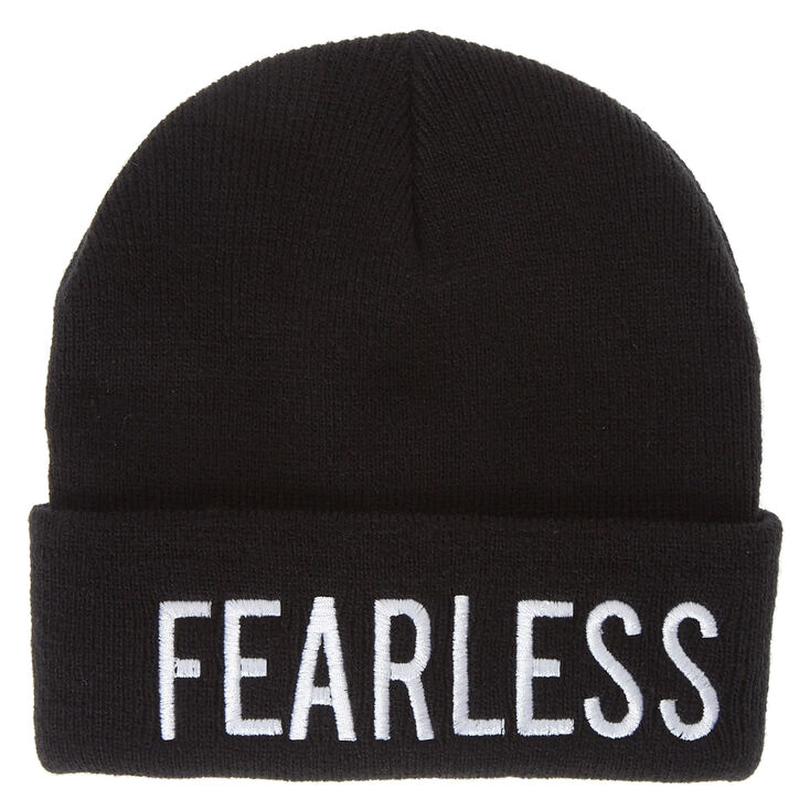 Save the Ta-tas Fearless Beanie at Icing in Victor, NY | Tuggl