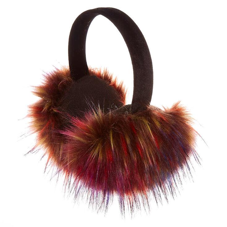 Audrey Faux Fur Earmuffs,