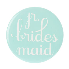 Junior Bridesmaid Button,