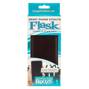 Smuggle Your Booze Smart Phone Flask,