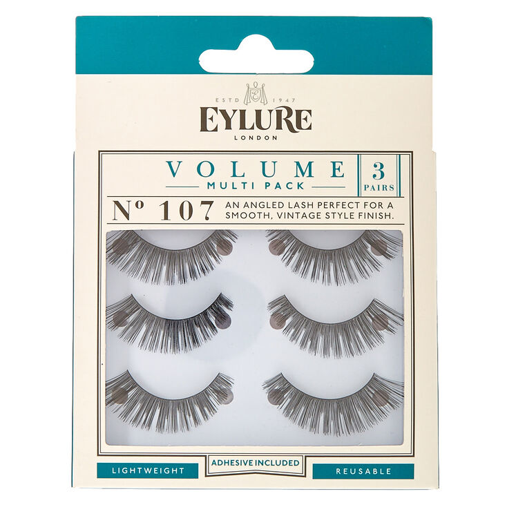 Volume Multi Pack Eylure  False Eyelashes,