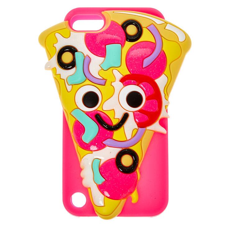 Glitzy Pizza Ipod Case Claire S Us
