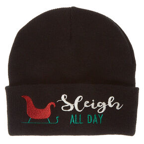 Sleigh All Day Beanie Hat,