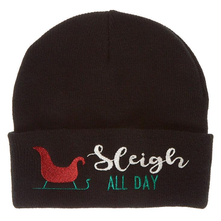 Sleigh All Day Beanie Hat,