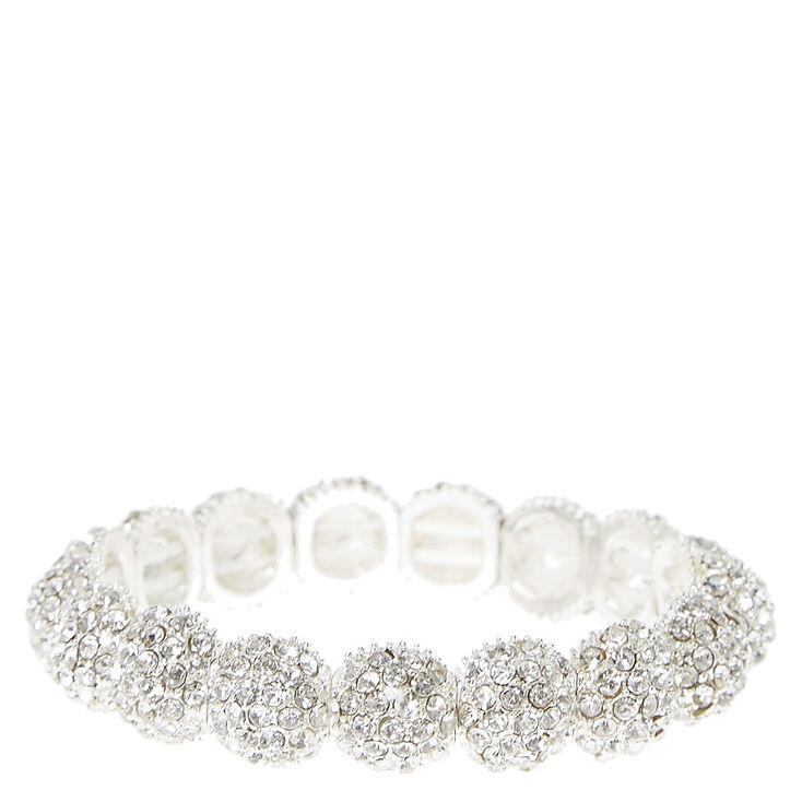 Silvery Ball Bracelet,