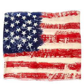 American Flag Headwrap,