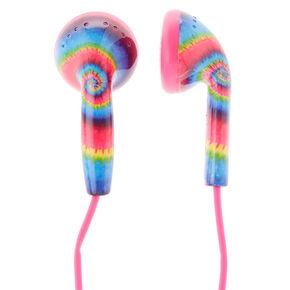 Funky Tie Die Earbuds,