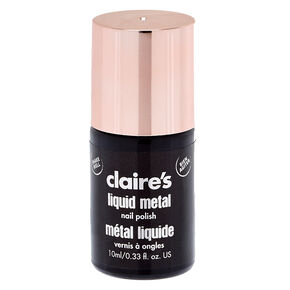 Liquid Metal Rosegold Nail Polish,