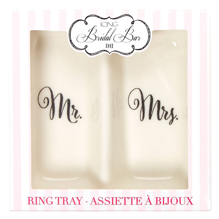 Mr. & Mrs. Ring Tray,