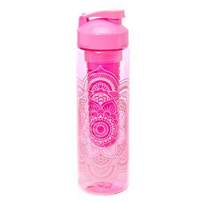 Pink Mandala Infuser Bottle,