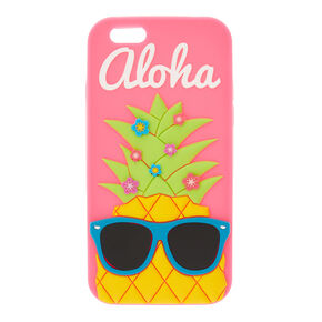 Aloha Pineapple Phone Case,