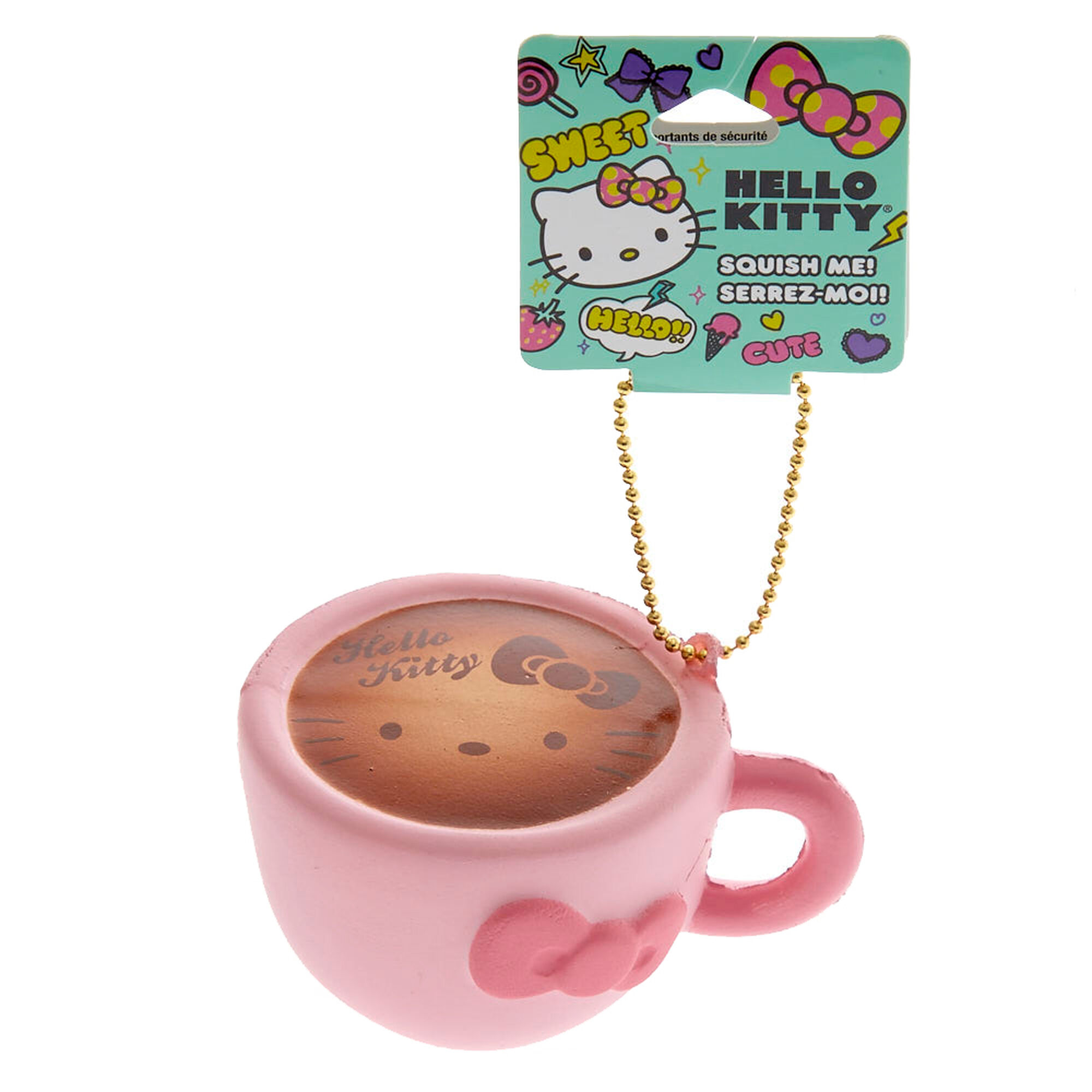 Squishy Toys At Toys R Us : Hello Kitty Squishy: Teacup Claire s CA