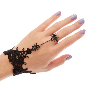 Spider Lace Hand Chain,
